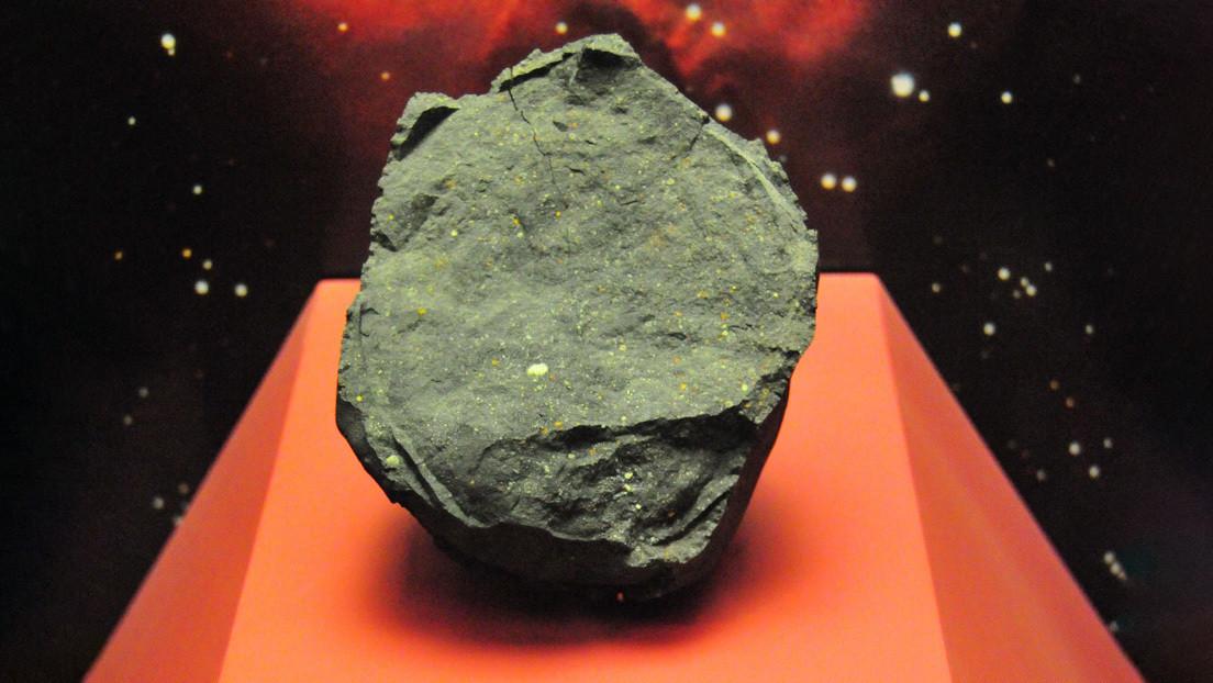 Hallan el aditivo alimentario extraterrestre E239 en tres meteoritos