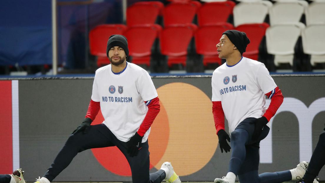 Neymar marca un 'hat-trick' y establece un nuevo récord en la historia de la Champions League (VIDEO)
