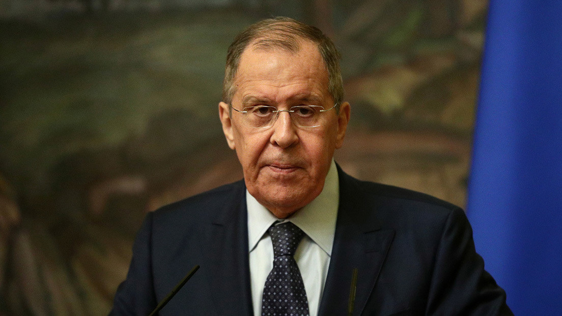 "Lavrov: Occidente intenta ""privar a Rusia del derecho a determinar su futuro"""