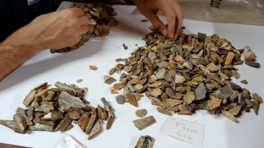 El análisis de los restos de un niño apunta a que los neandertales enterraban a sus muertos