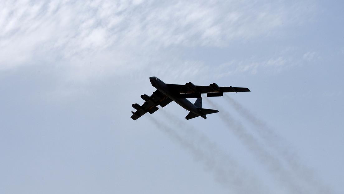 Dos bombarderos estratégicos de EE.UU. sobrevuelan Oriente Medio en momentos de gran tensión con Irán