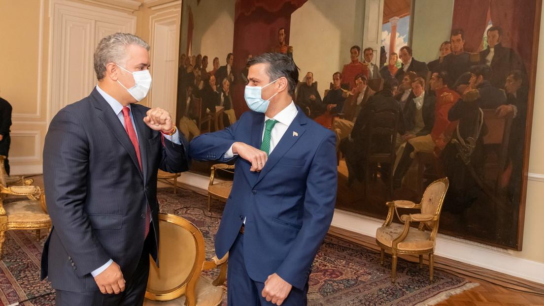 """Duque confirma que Colombia """"protegió"""" al prófugo venezolano Leopoldo López y contribuyó """"a la recuperación de su libertad"""""""