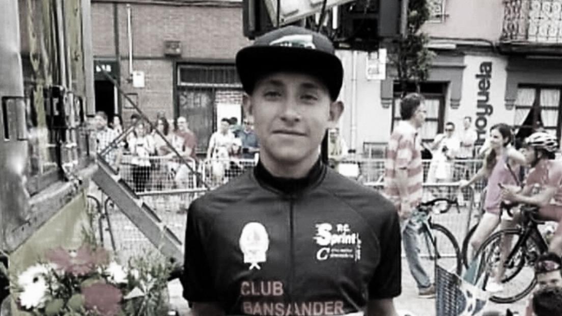 Muere una joven promesa del ciclismo colombiano tras ser arrollado por un camión mientras entrenaba