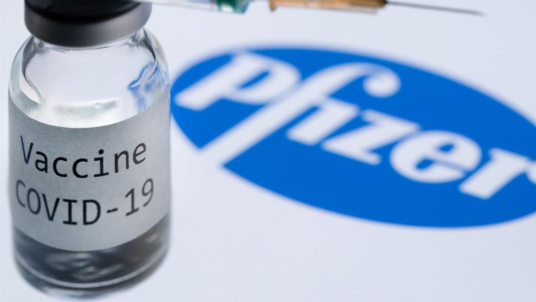 Autoridad sanitaria de EE.UU. anuncia que aprobará el uso de emergencia de la vacuna de Pfizer