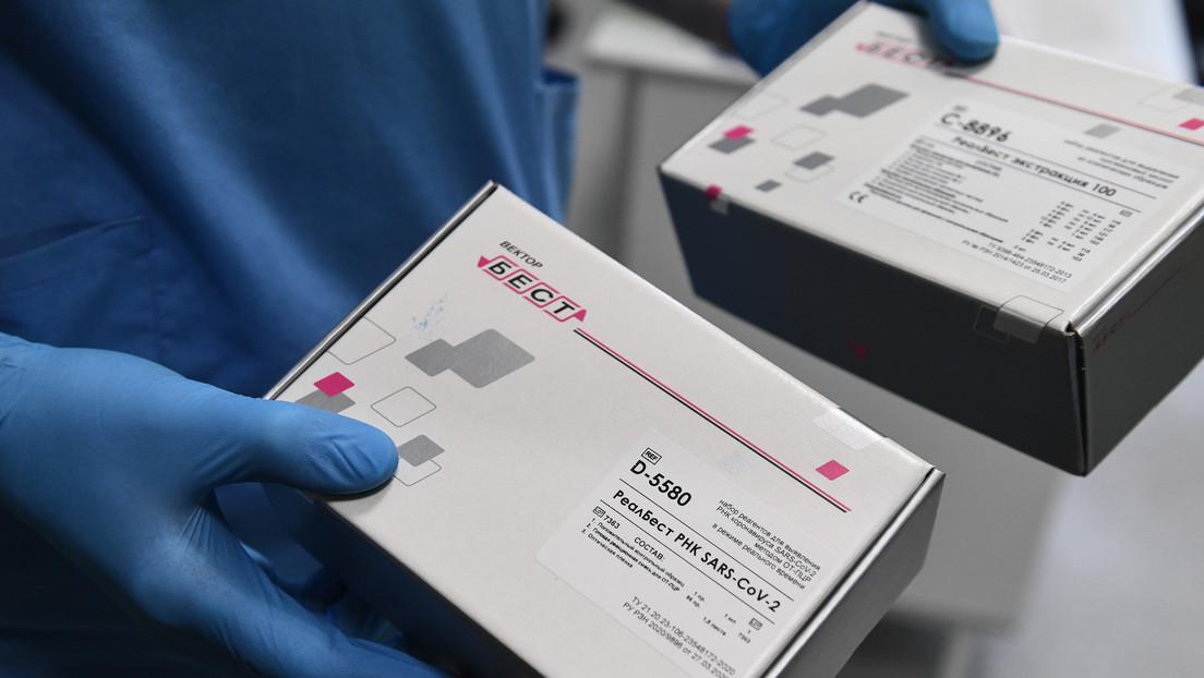 El centro ruso Véktor planea preparar 10.000 dosis de su vacuna contra el covid-19 cada semana hasta el año nuevo