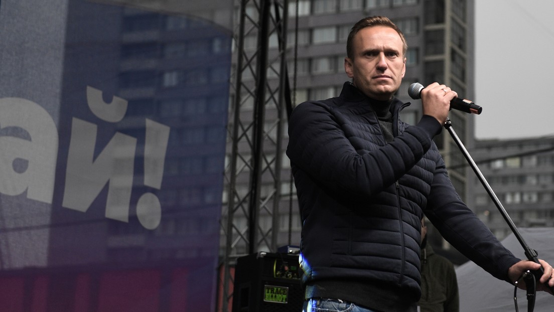 """Putin: """"Nadie nos proporciona los materiales sobre el caso Navalny ni nos dice por qué"""""""
