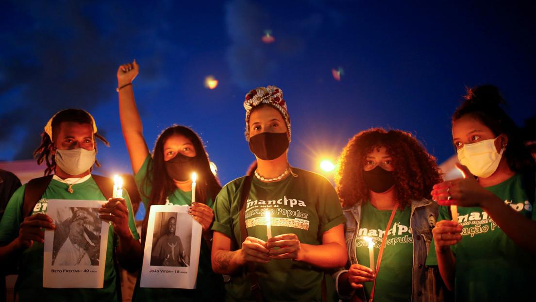 Detienen a seis empleados de Carrefour por el homicidio del hombre afrobrasileño que conmocionó a Brasil