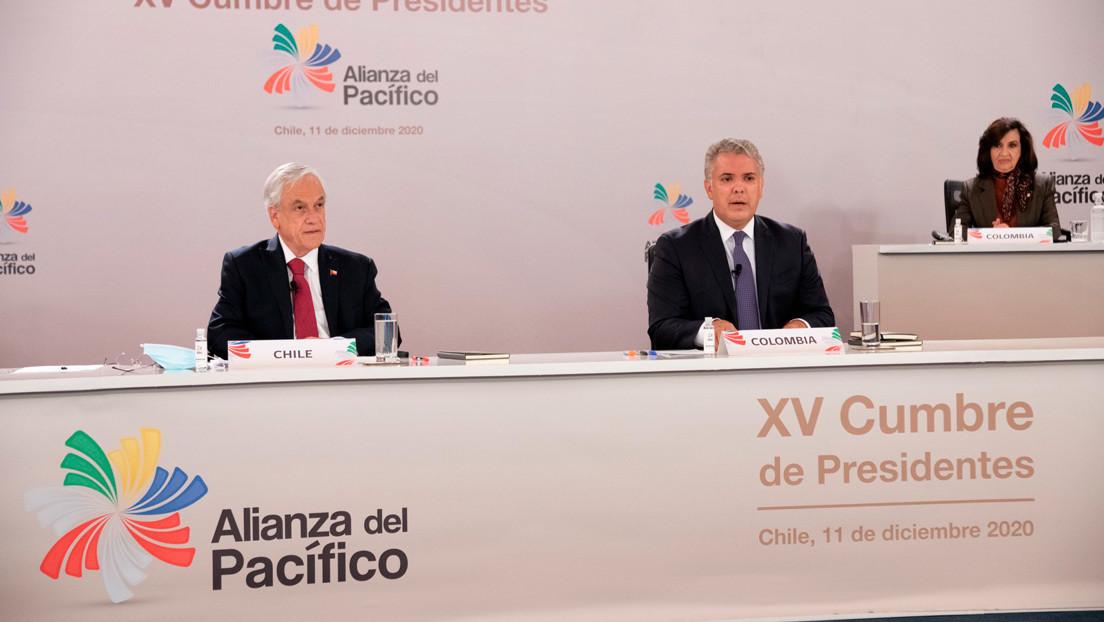"""Alianza del Pacífico logra avances para """"asegurar una vacuna segura y eficaz"""" contra el covid-19 y espera su aplicación en los próximos meses"""