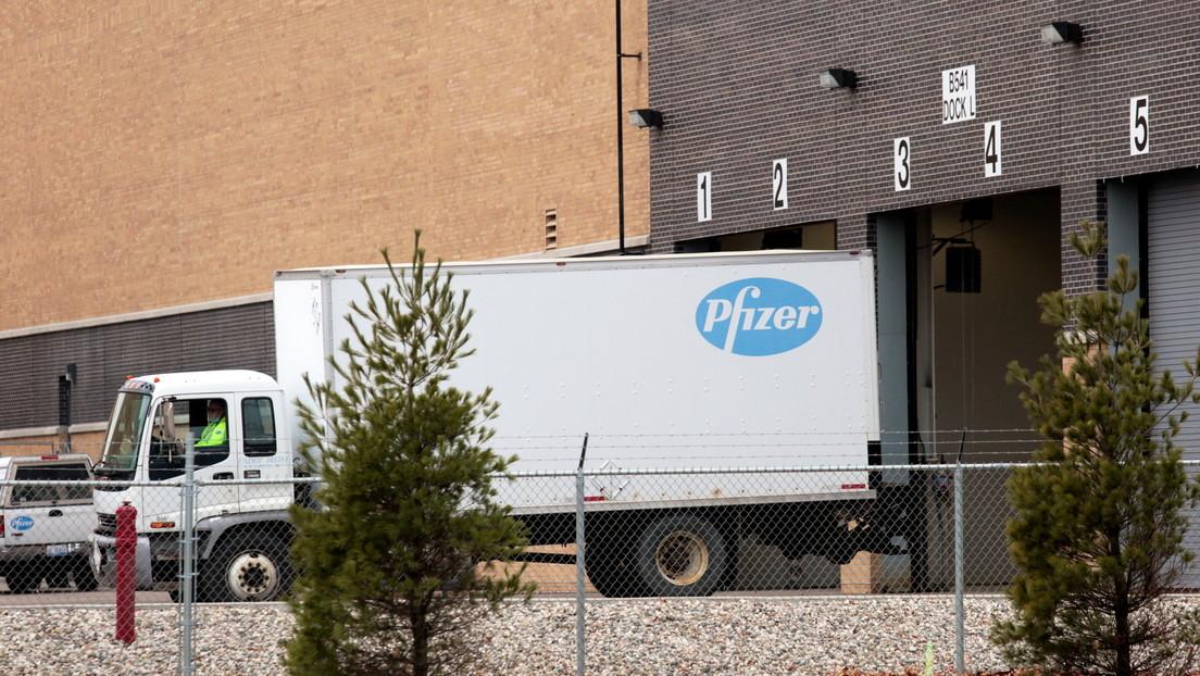 La FDA autoriza la vacuna de Pfizer contra el covid-19 para uso de emergencia en EE.UU.