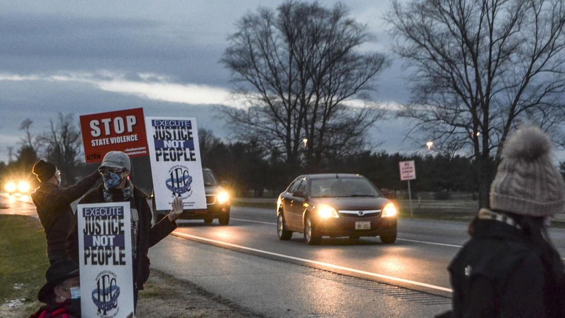 EE.UU. ejecuta al segundo condenado a muerte en dos días