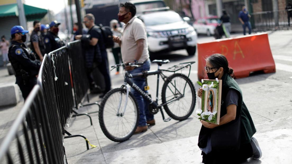 La pandemia impide la peregrinación a la Virgen de Guadalupe, la mayor movilización de fieles de América Latina