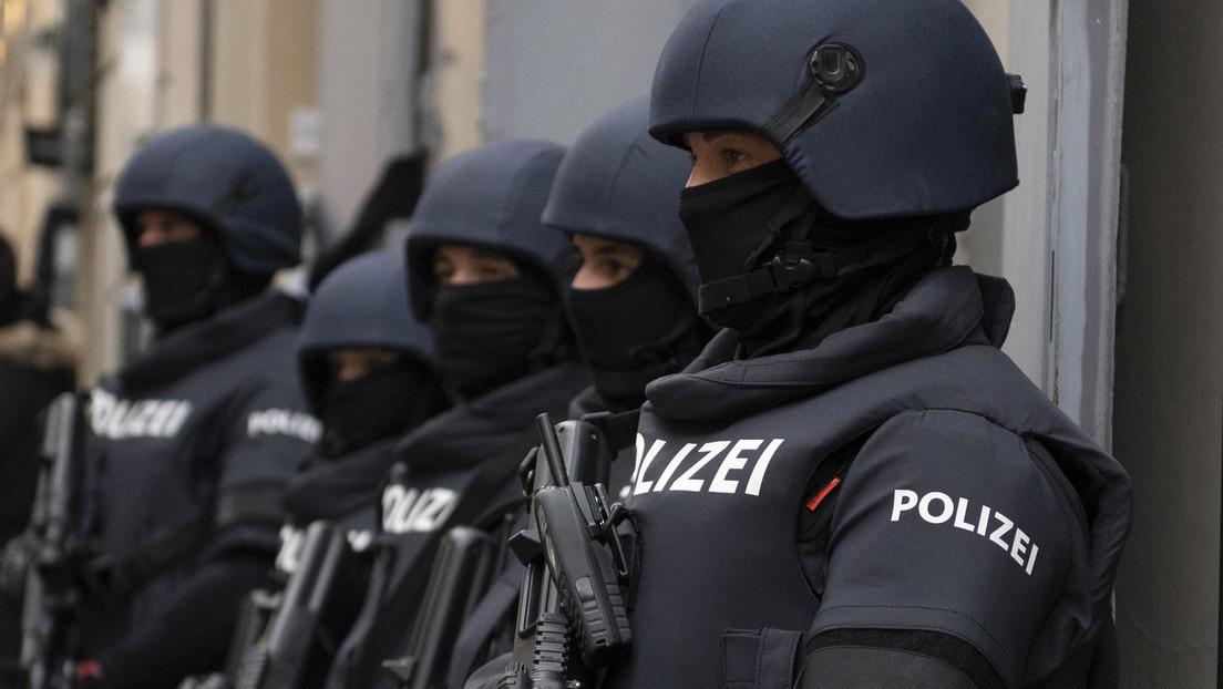 La Policía austríaca incauta armas, explosivos y drogas destinadas a la extrema derecha de Alemania