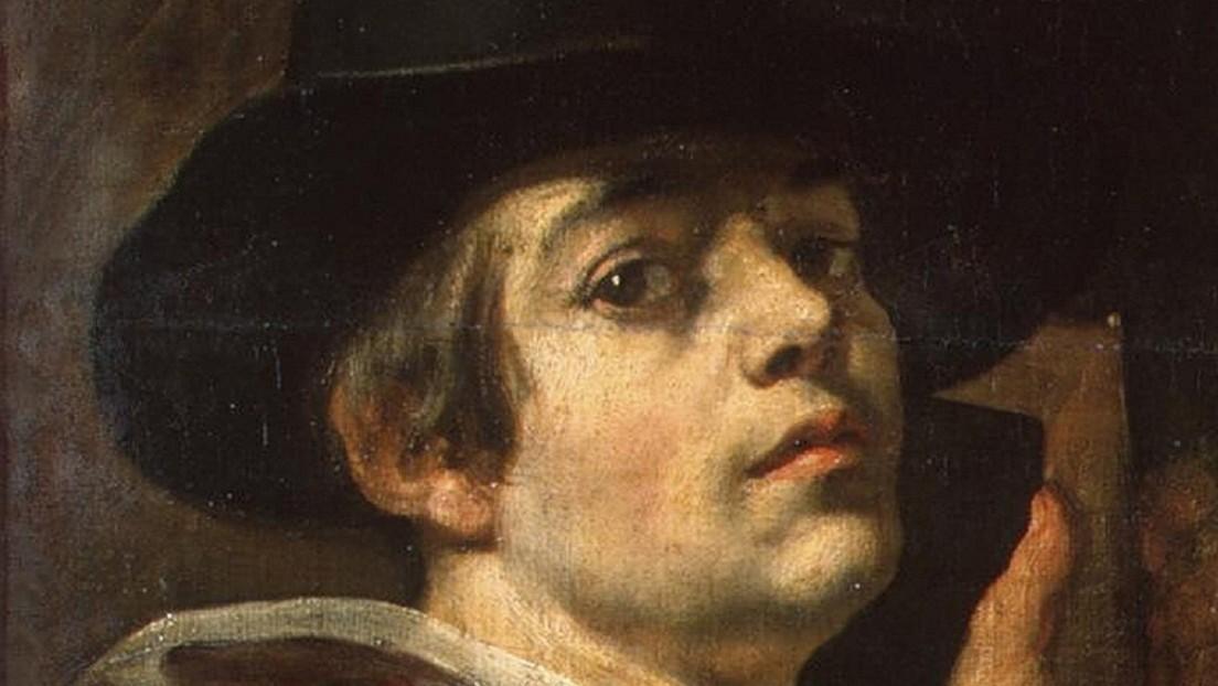 Un cuadro colgado en una oficina resulta ser una pintura barroca de 400 años