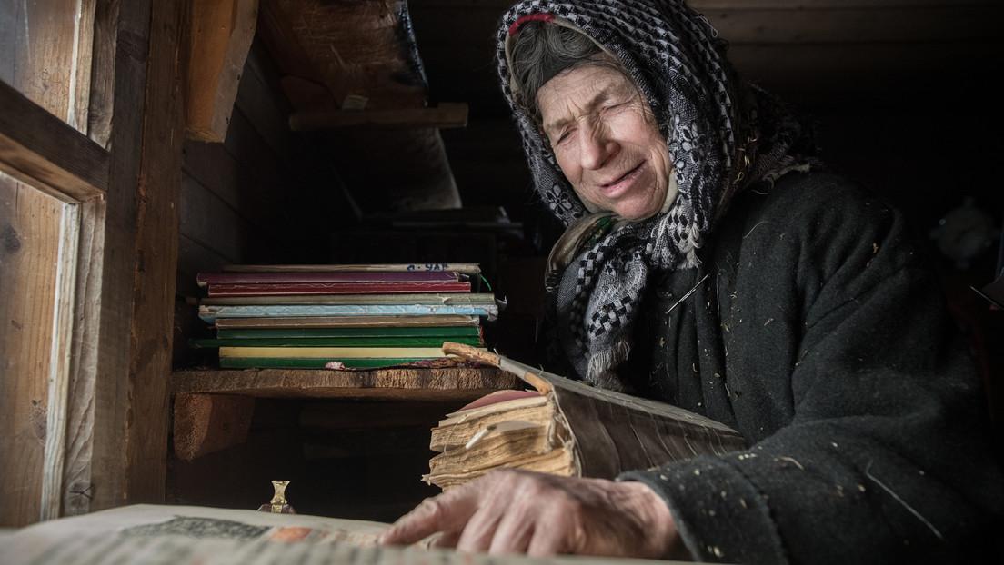 Multimillonario ruso construye un hogar para 'la última ermitaña' de la taiga siberiana (FOTOS)