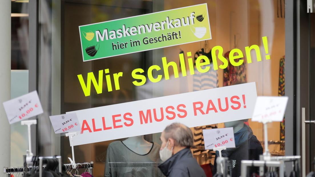 Alemania reforzará las restricciones a partir del 16 de diciembre para frenar el aumento de casos de covid-19