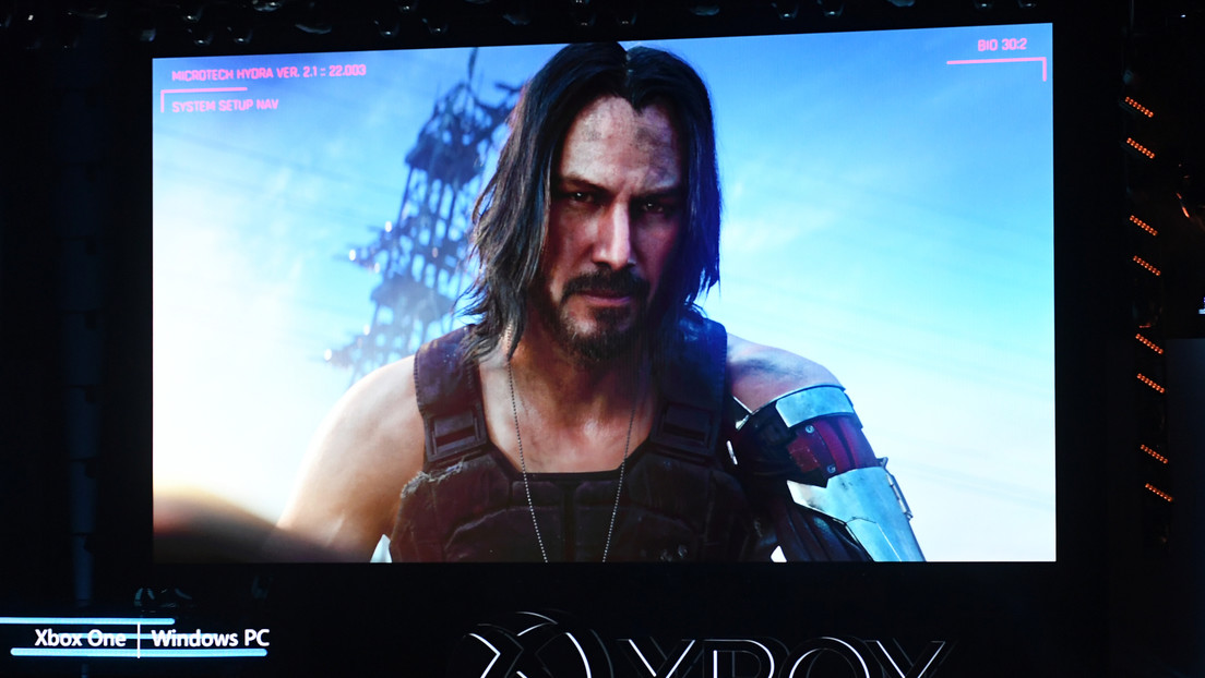 Keanu Reeves fuma un cigarrillo volador, crecen árboles por todas partes: jugadores de 'Cyberpunk 2077' se burlan de los fallos