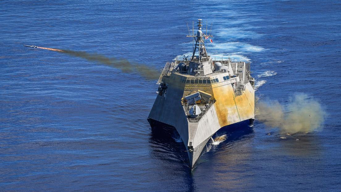El nuevo destructor USS Jack Lucas tendrá un avanzado radar de próxima generación de largo alcance y alta potencia