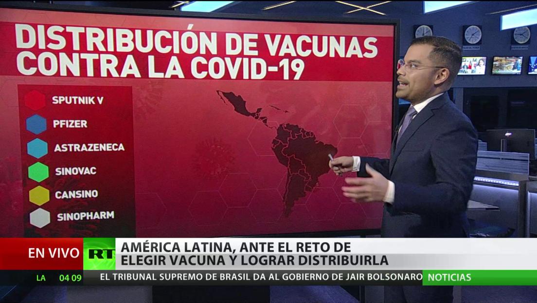 América Latina, ante el reto de seleccionar una vacuna y asegurar su distribución