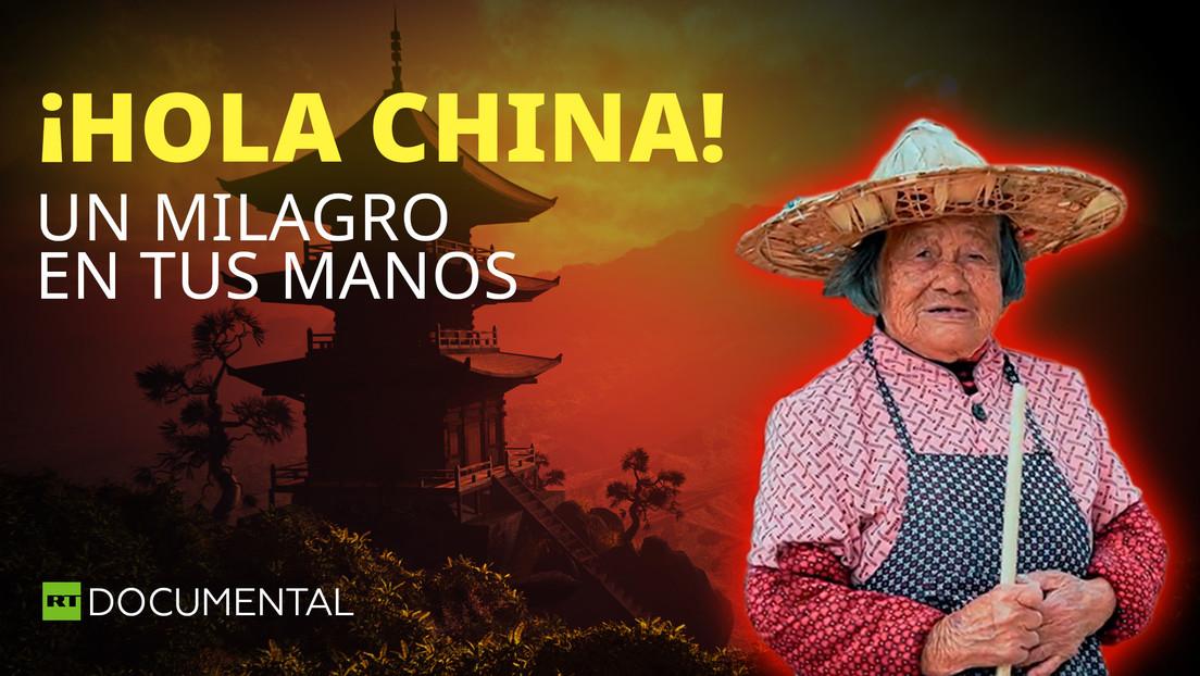 'Oro marino' y té, el camino de la pobreza a la prosperidad en China