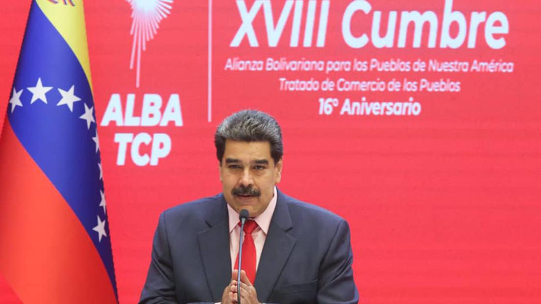 Maduro propone que Banco del Alba financie la vacunación masiva contra el coronavirus en los países de la Alianza
