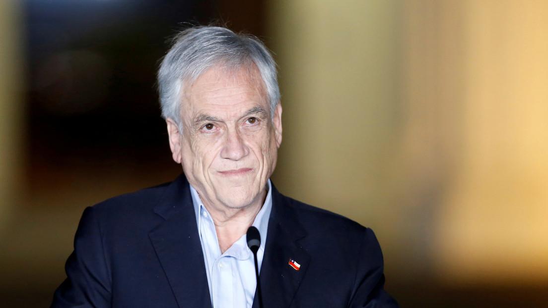 Piñera amenaza con ejercer el veto si avanza en el Congreso una ley de indulto para los detenidos en el marco del estallido social