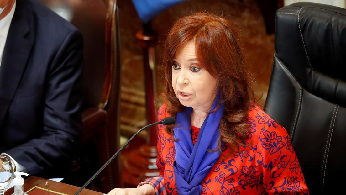 """Denuncian """"persecución política"""" y """"hostigamiento fiscal"""" contra Cristina Fernández durante el gobierno de Macri"""
