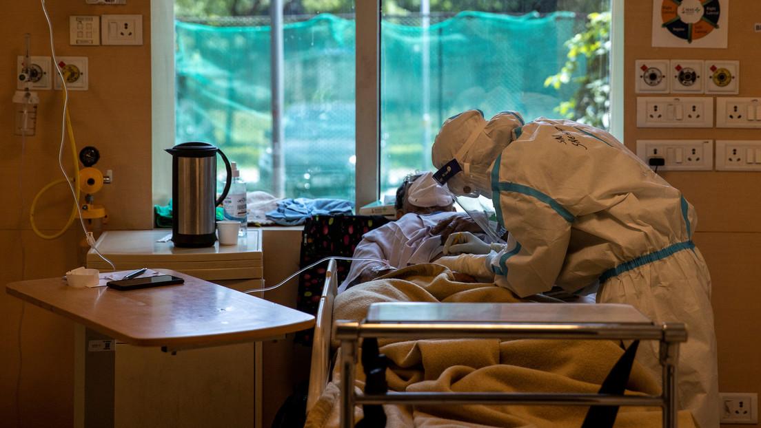 Detectan una infección fúngica que se desarrolló en algunos pacientes con covid-19 y ya provocó varias muertes en la India