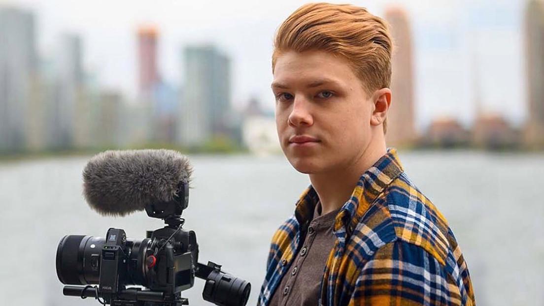 VIDEO: Un adolescente comparte en TikTok cómo fue vivir sin un pedazo de cráneo tras sufrir un accidente