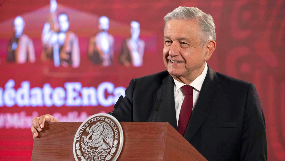 López Obrador felicita a Biden por su victoria en las elecciones presidenciales de EE.UU.