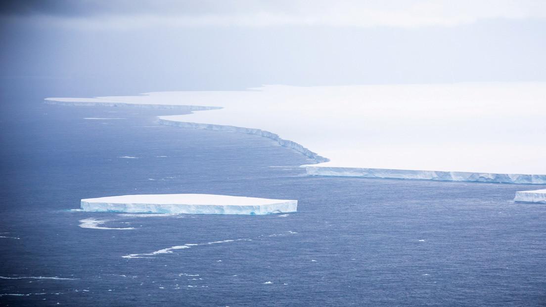 Científicos preparan una misión al iceberg más grande del mundo antes de que colisione con tierra firme