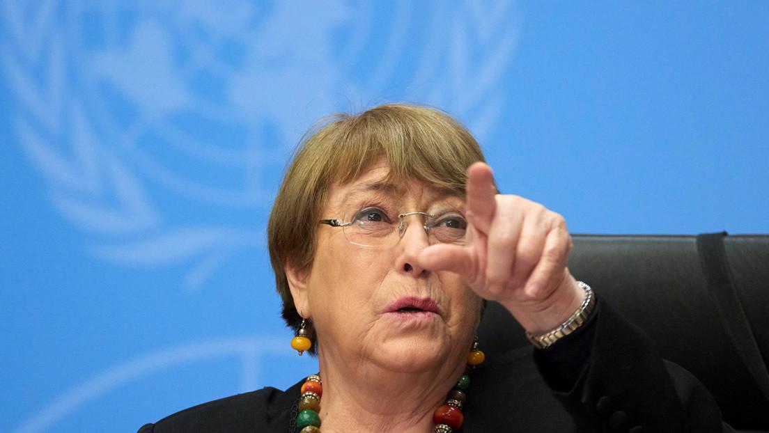 Bachelet condena las masacres y asesinatos selectivos en Colombia contra campesinos, indígenas y afrodescendientes