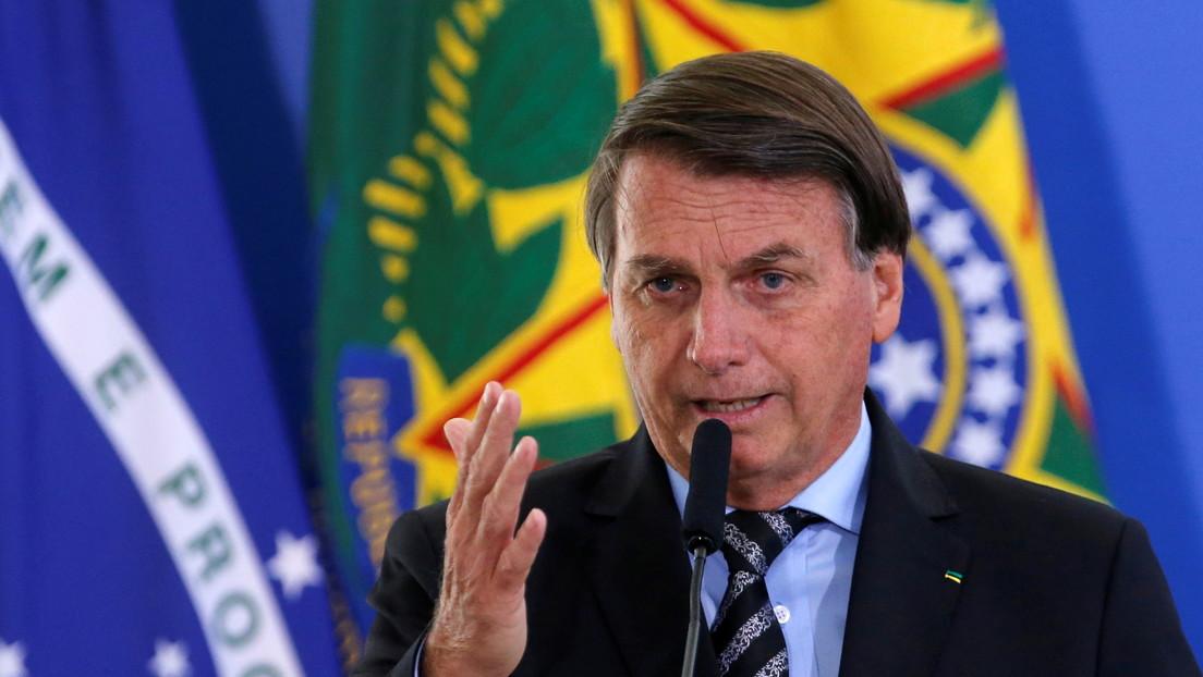 """""""Estaré dispuesto a trabajar con el nuevo gobierno"""": Bolsonaro felicita a Joe Biden por su victoria en las elecciones presidenciales de EE.UU."""