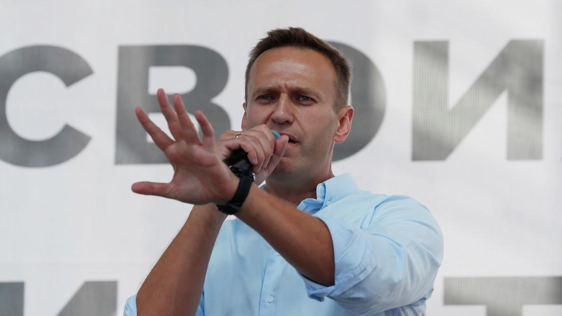 Bellingcat afirma que identificó a los implicados en el caso Navalny y dice que el FSB siguió los pasos del opositor durante años
