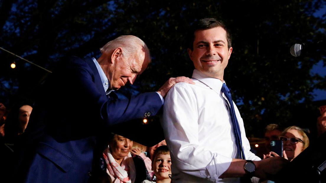 Joe Biden nombrará a su exrival en las presidenciales Pete Buttigieg como secretario de Transporte de EE.UU.