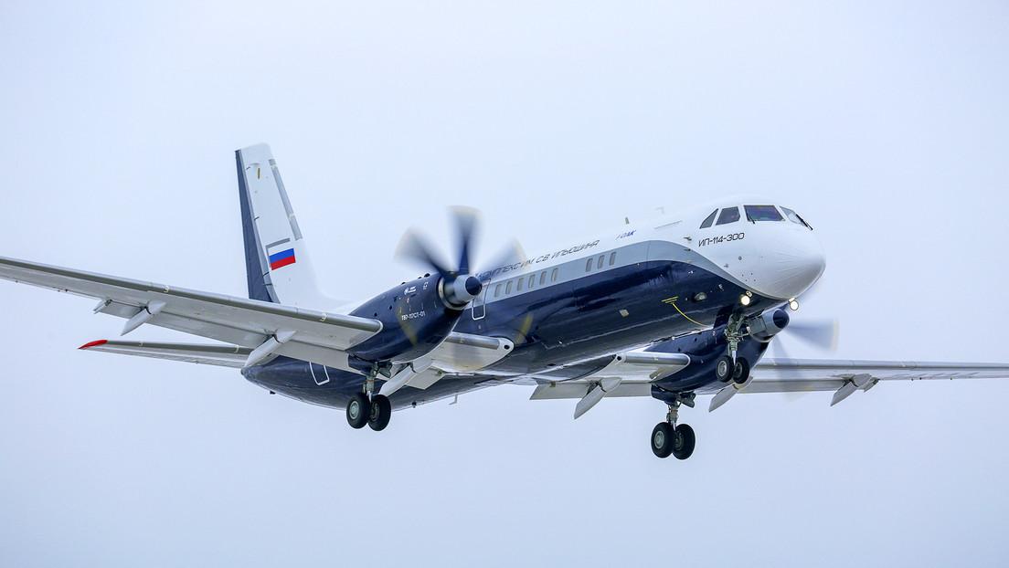 Iluishin Il-114-300
