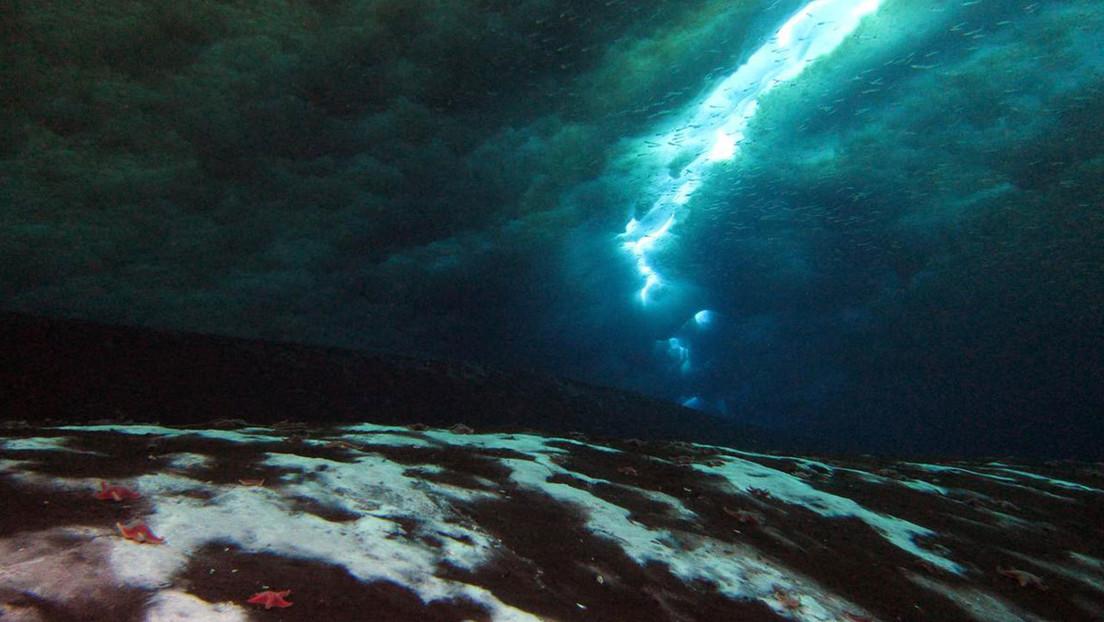 La Luna, responsable de las emisiones de metano del fondo marino