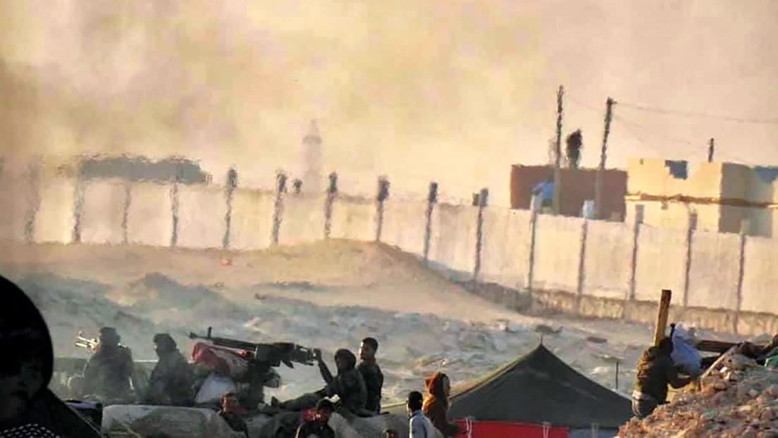 """Frente Polisario: """"En el Sáhara Occidental hay una guerra pura y dura; y si no es cierto, que la ONU lo diga"""""""