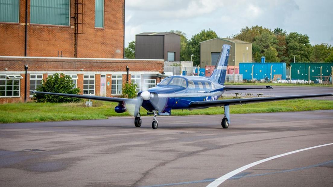 Una empresa que desarrolla aviones de pasajeros propulsados por hidrógeno recibe 21,4 millones de dólares de fondos de Bill Gates y Amazon