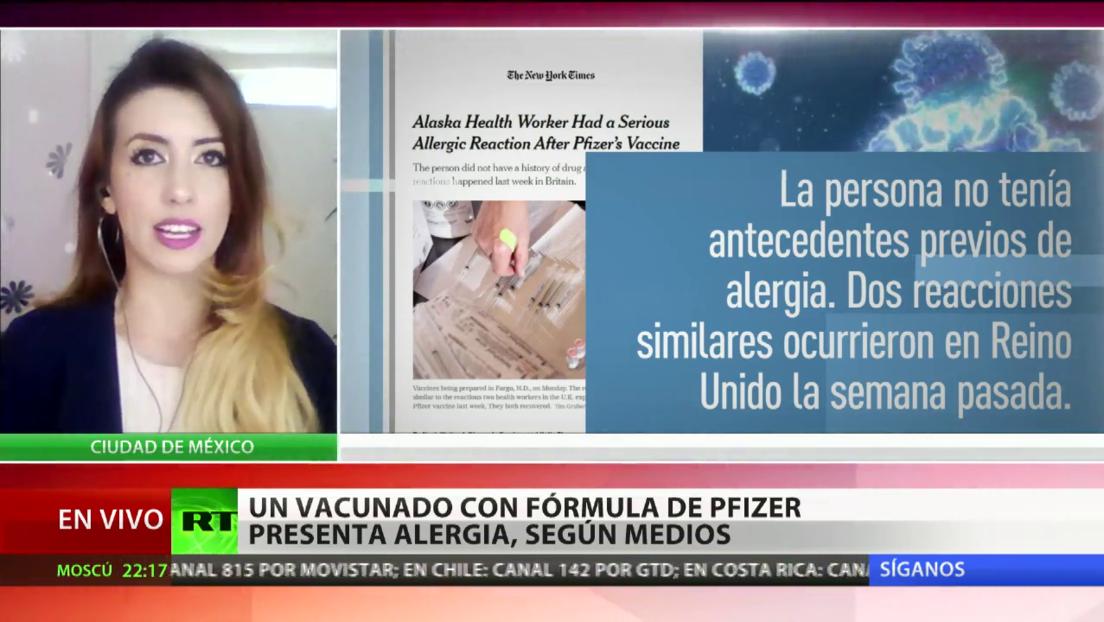 Chile, Panamá y Costa Rica autorizan el uso de emergencia de la vacuna de Pfizer