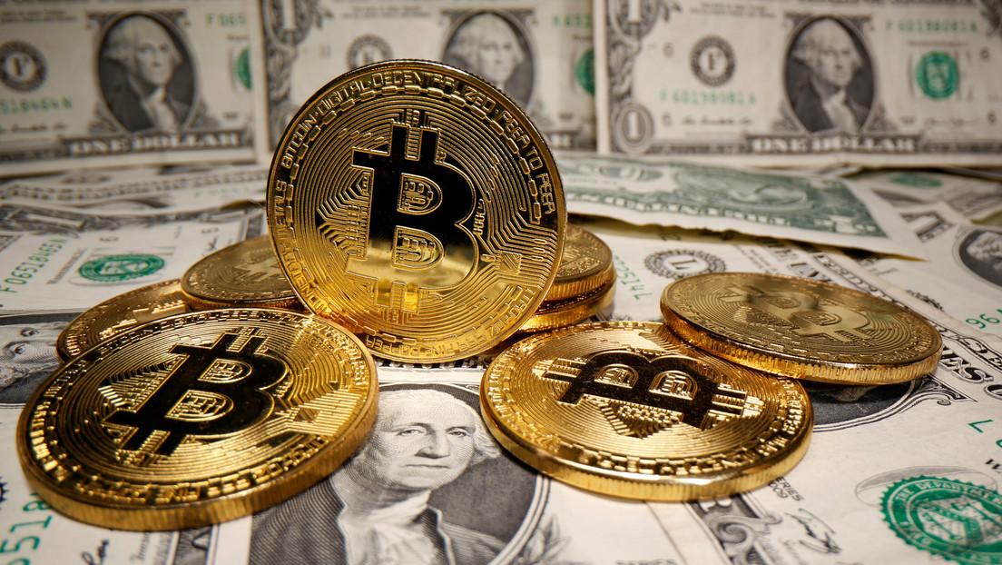 El bitcóin sigue batiendo récords históricos y supera por primera vez los 22.000 dólares