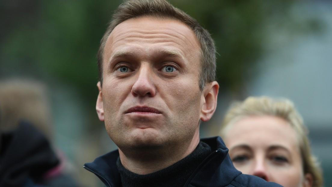 """Putin comenta las investigaciones mediáticas sobre el caso Navalny: """"Son la legalización de materiales de los servicios especiales de EE.UU."""""""