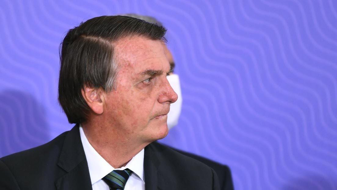 Bolsonaro aprueba 4.000 millones de dólares para el plan de vacunación en Brasil