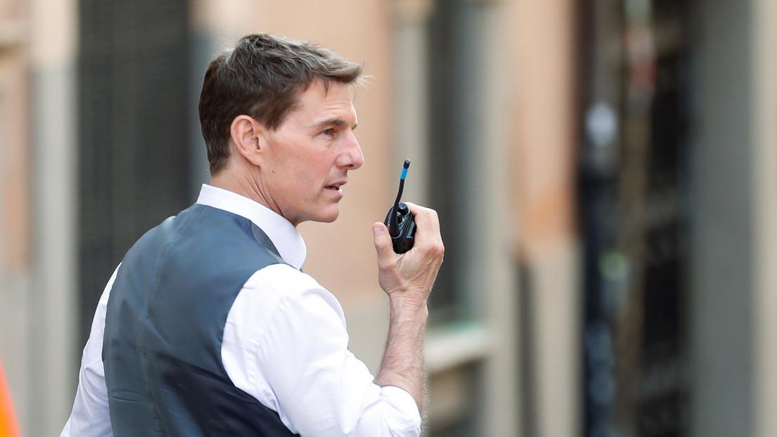 Reportan que cinco miembros del equipo de 'Misión imposible 7' renuncian después de que Tom Cruise volviera a 'explotar' en el set de grabación