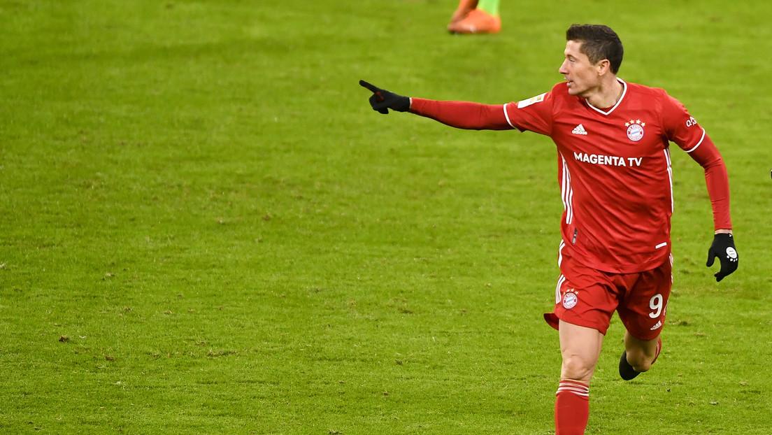 Lewandowski vence a Ronaldo y Messi y gana el título de mejor jugador de la FIFA del 2020