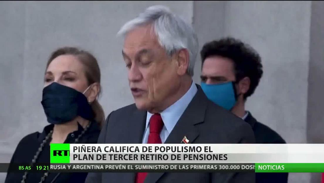 Acusan a Piñera de ahogar el debate político, en la intención de vetar indultos