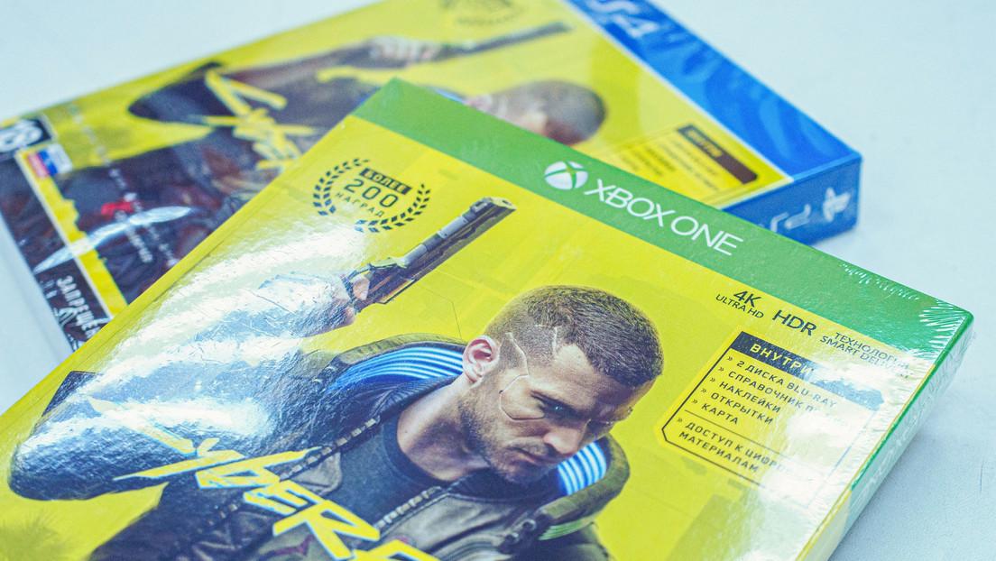 Sony retira el videojuego 'Cyberpunk 2077' de la tienda de PlayStation por presentar diversos problemas
