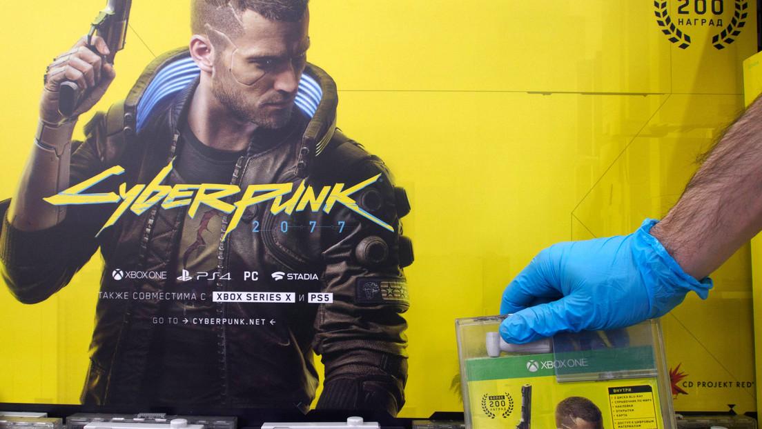 Las acciones de los desarrolladores del videojuego 'Cyberpunk 2077' se desploman un 20 % tras su retirada de PlayStation Store