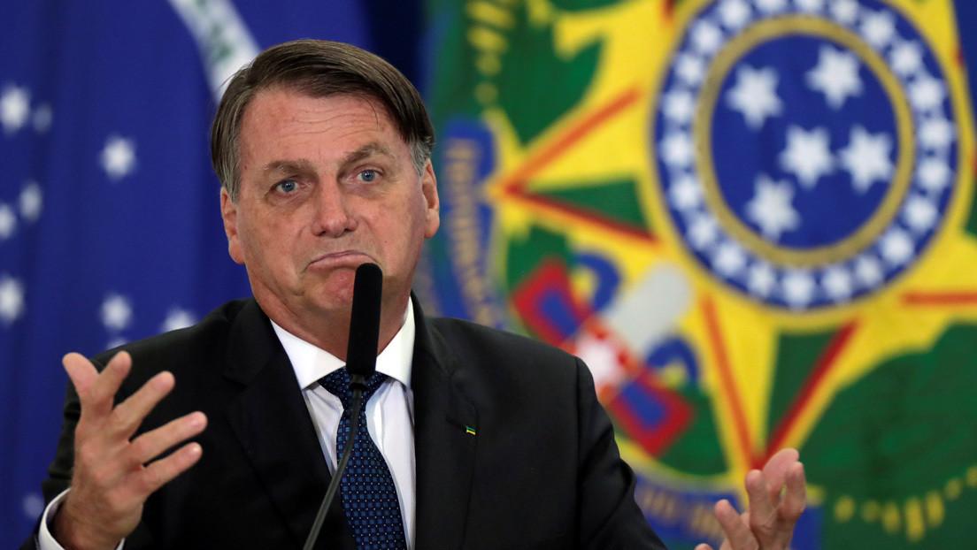 """Bolsonaro carga contra la vacuna de Pfizer: """"Si llegas a convertirte en caimán, es tu problema"""""""