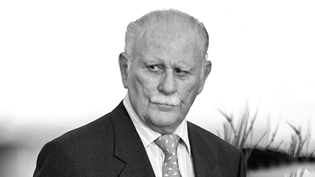 Muere José Vicente Rangel, exvicepresidente de Venezuela