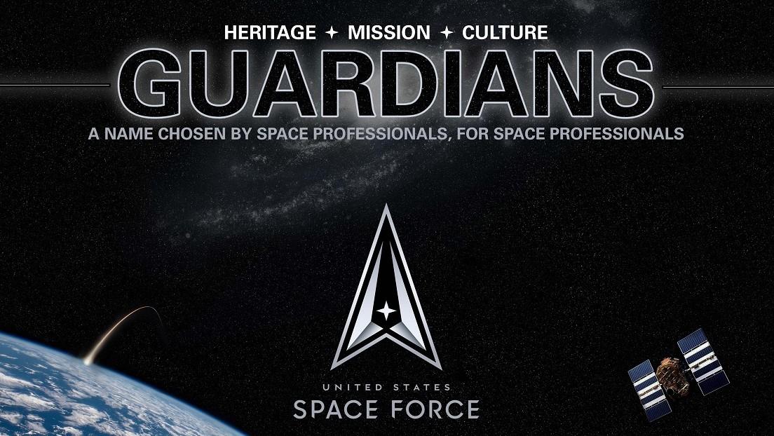 """Pence anuncia que los integrantes de la Fuerza Espacial de EE.UU. se llamarán """"guardianes"""" y la Red no tarda en estallar en risas"""